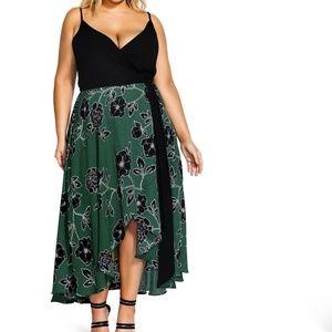 *COMING SOON* Plus Size Wrap Dress